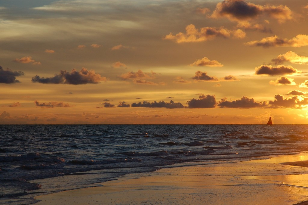 Siesta Beach paplūdimys