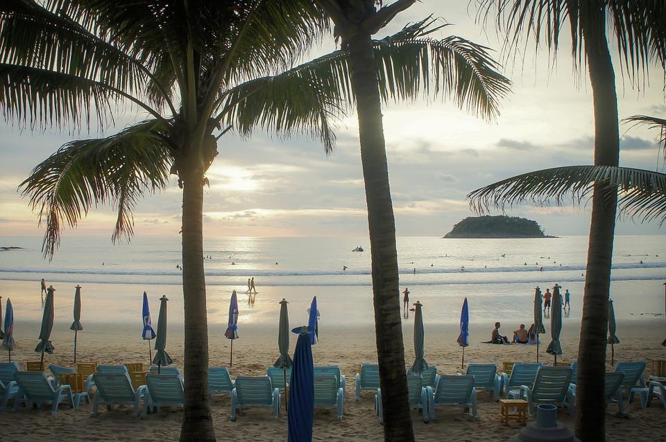 Kata paplūdimys Pukete