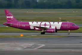 WOW skrydžių bendrovė
